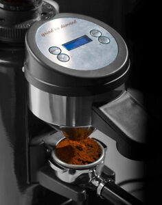 Commercial Espresso Grinder On Demand Automatic 110v