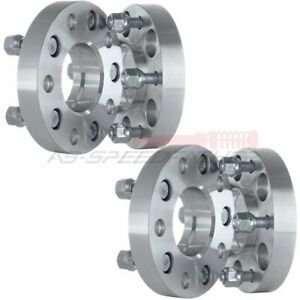 4pcs 1 25mm 5x4 75 12x1 5 Wheel Spacers For 1985 2002 Chevrolet Camaro 2001
