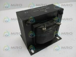 Hammond Hlj7 Transformer 500va 120 480v used