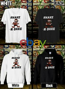 Cleveland Browns T shirt Shake And Bake Baker Mayfield Hoodie By Cermen_shop 1