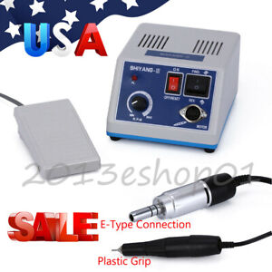 35 000rpm Dental Micromotor Polishing Motor Handpiece Fit Marathon