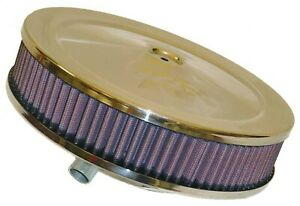 K N Filters 60 1110 Custom Air Cleaner Assembly