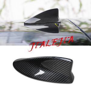 Real Carbon Fiber Shark Fin Antenna Cover Radio Trim Fit For Lexus Nx 2015 2019