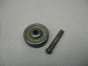 Antique Vtg One Singer Treadle Sewing Machine Base Wheel Pin 1 1 4 X 3 8