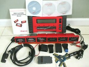 Snap On Mt2500 Diagnostic Scanner Gm Chrys Ford Jeep Saturn 80s Obd1 Obd2 2001