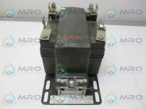 General Electric 763x21g41 Transformer Ratio 20 1 Used