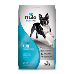 Nulo Adult Grain Free Dog Food All Natural Dry Pet Food For Large And Small Bre