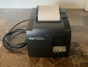 Star Micronics Tsp100 Futureprnt Point Of Sale Thermal Printer Usb