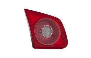 Replacement Depo 341 1302l As6 Driver Side Tail Light For 96 07 Volkswagen Jetta