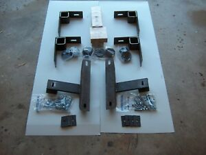 1942 1947 Ford 1 2 Ton To An S 10 Cab Mounting Kit Free Shipping