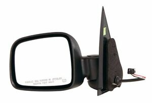 For 2002 2007 Jeep Liberty Power Heated Side Mirror Driver Left Side