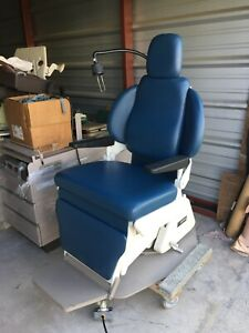 Jedmed Phoenix Ent Power Procedure Medical Chair Table