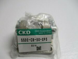 Ckd Ssd2 cb 50 xp5 Clevis Bracket New In Factory Bag