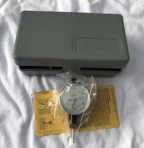 Brand New Interapid 312b 1 0005 060 Dial Test Indicator