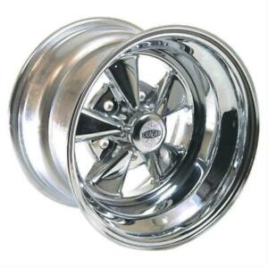 Cragar 08 61 S S Super Sport Chrome Wheel 15 X10 5x5 Bc