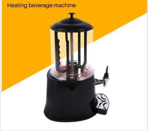 10l Multifunctional Hot Drinking Machine Commercial Chocolate Machine Heating M