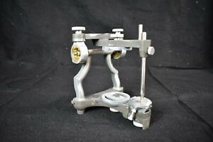 Great Used Hanau N a Dental Laboratory Articulator For Occlusal Plane Analysis