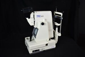 Topcon Trc Nw5 Fundus Camera System For Rear Eye Photography Best Price