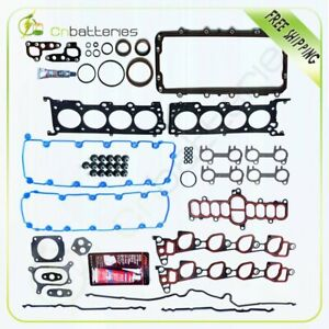 Full Gasket Set Fits 97 99 Ford Expedition E150 F250 Lincoln 5 4l