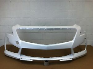 2016 2017 2018 Cadillac Cts V Sedan Coupe Front Bumper Cover 23195540 1