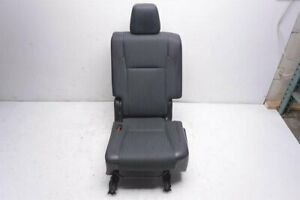 14 15 16 17 18 19 Toyota Highlander 3 5l Rear Driver Seat Second Row 71078 0e230