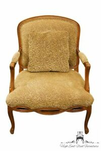 Sherrill Italian Made Upholstered Accent Arm Chair 1115