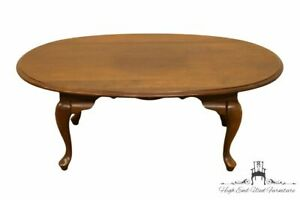 Broyhill Lenoir House Solid Cherry 45 Coffee Table 3220 01 Made In The Usa