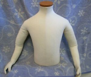 Baby toddler Mannequin Store Clothing Material Covered Display