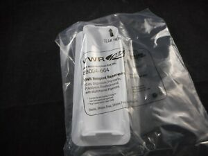 Vwr Plastic 25ml Reagent Reservoir 6x2x1 Individually Wrapped 89094 664 30 case