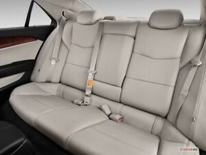 2007 Cadillac Dts Lower Back Seatseat