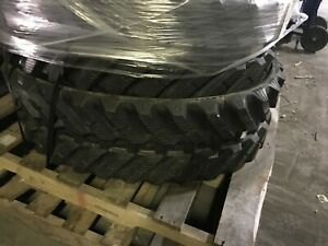 Qty 2 New Rubber Tracks For Bobcat T180 T190 T590