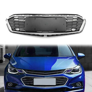 New Front Lower Bumper Mesh Grille Replacement For Chevrolet Cruze 2016 2018 Us
