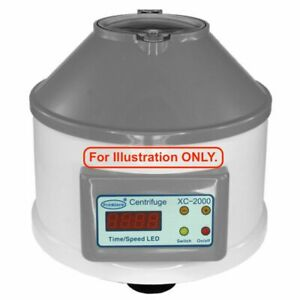 Premiere Xc 2000 Bench top Centrifuge 4000 Rpm Led Display Free Shipping