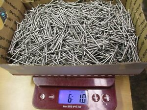 6 Pounds 1 3 4 Simpson 316 Stainless Steel Siding Nails 5d Crafts wood 2124