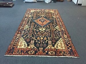 Sale S Antique Hand Knotted Persian Hamadan Rug Gallery Runner Carpet 5 6 X10 5