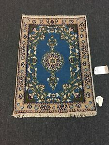 On Sale Fine Hand Knotted Persian Naein Naeen Wool Rug Carpet 1 10 X2 6