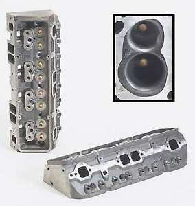 Dart 10320010p Iron Eagle Cylinder Head 200 Cc Intake Fits Small Block Chevy