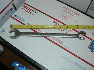 Armstrong 1328 Flare Nut Wrench 7 8 X 7 8 Vintage Ships Free Usa T