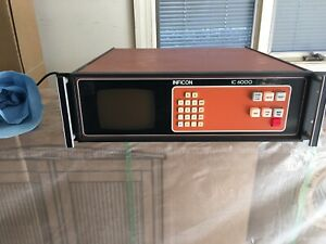 Inficon Ic 6000 Thin Film Vacuum Deposition Controller For Parts Or Repair