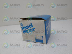 General Electric 50 250240lsng1 Panel Meter 0 20 Ac Amps new In Box