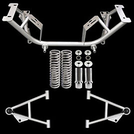 Upr 2005 96k 100 Ford 1996 2004 Mustang Tubular Chrome Moly K Member Kit