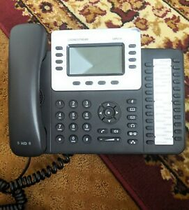 Grandstream Gxp2124 Hd Voip Phone Black Very Good Condition