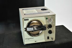 Great Used Midmark M7 Dental Lab Autoclave Steam Sterilizer For Instruments