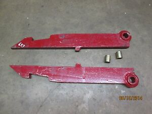 Farmall Fast Hitch 3 Pt Arms 400 450 460 560 606 656 706 756 3 Point Prongs