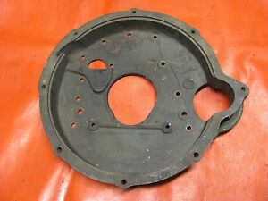 Mg Ta Original Rear Engine Plate Assembly Wet Clutch Style Vgc