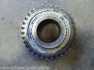 John Deere 4520 4620 4630 7020 7520 Gear R43019 4th And 7th 33 Teeth
