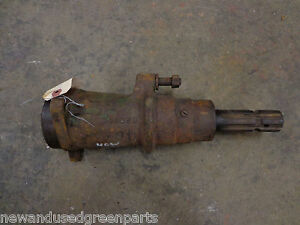 John Deere 40 W Pto Housing And Shaft Original M2880t