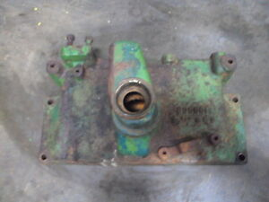 John Deere 520 530 Radiator Top B3566r