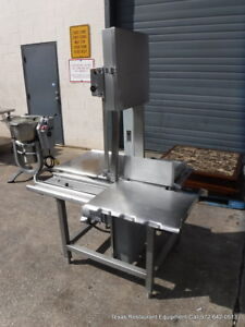 Hobart 6801 Butcher Supermarket Cutting Meat Saw