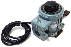 Superior 3pn116b Powerstat Variable Autotransfomer In 120v Out 0 140v 10a Tested